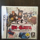 Di-Gata defenders para Nintendo DS eur (la version vendida en españa) sellado
