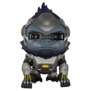 Overwatch Super Sized POP! Games Vinyl Figura Winston