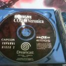 Resident Evil Code Veronica DreamCast