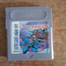 SUPERMAN-JUEGO DE GAME BOY