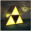 Legend of Zelda Lámpara Triforce