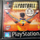 THIS IS FOOTBALL 1999 PLAYSTATION PSX