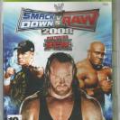 WWE Smackdown vs Raw 2008 (PAL)/