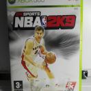 NBA 2K9 (PAL)