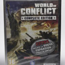 WORLD IN CONFLICT COMPLETE EDITION PC PRECINTADO