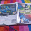 BEN 10 ALIEN FORCE VILGAH ATTACKS PAL ESPAÑA NINTENDO WII