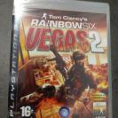 Rainbowsix Vegas 2 PAL ESP PS3 Nuevo