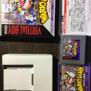 Wario Land. Virtual boy  semi new
