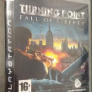 Turning Point Fall of Liberty PAL ESP PS3 Nuevo