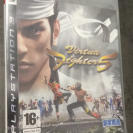 Virtua Fighter 5 Pal ESP PS3 Nuevo