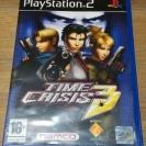 Time Crisis 3 PS2 Pal Esp
