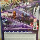 Juego de PS4 Agents Mayhem completamente nuevo y precintado.