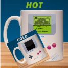 Nintendo Game Boy Taza sensitiva al calor Super Mario Land