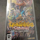 Darkstalkers Chronicle PAL ESP Nuevo