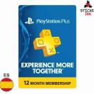 Suscripción PlayStation PLUS 12 Meses - ES