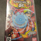 NARUTO Ultimate Ninja Heroes 2 The Phantom Fortress PAL ESP Nuevo