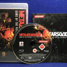 Metal Gear Solid 4 Guns of the Patriots PS3 COMPLETO PAL España PlayStation 3