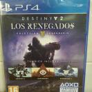 Juego de PS4 Destiny 2 los renegados, completamente nuevo y precintado