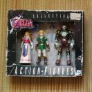 Figuras raras de Zelda ocarina of time