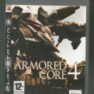 Armored Core 4 (PAL)