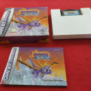 JUEGO SPYRO SEASON OF ICE NINTENDO GAME BOY ADVANCE