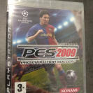 PES 2009 PAL ESP PS3 Nuevo