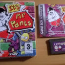 ITS IT´S MR PANTS NINTENDO GBA GAMEBOY ADVANCE THQ RARE RAREWARE BASTANTE RARO