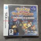 Pokemon Mundo Misterioso Exploradores de la oscuridad