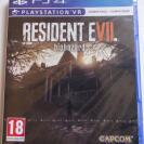 RESIDENT EVIL 7 BIOHAZARD PS4 PRECINTADO