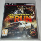 NEED FOR SPEED THE RUN PAL ESPAÑA PLAYSTATION 3 PLAY PS3 EA CONDUCCIÓN ARCADE CARRERAS COCHES NUEVO PRECINTADO