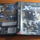 X-MEN LEGENDS II EN ASCENSO DE APOCALIPSIS - NINTENDO - GAMECUBE - USADO -