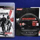 Metal Gear Solid 4 Guns of the Patriots 25 aniversario PS3