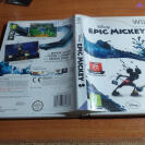 DISNEY EPIC MICKEY PAL ESP WII