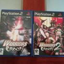 Pack de 2 juegos PS2