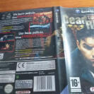 DEAD TO RIGHTS PAL ESP GAMECUBE