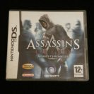 Assassins Creed Altaïr's Chronicles DS Pal esp