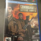 Commandos Strike Force Pal ESP PS2
