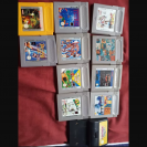 juegos game boy pack