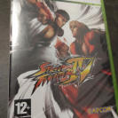 Street Fighter IV PAL ESP Nuevo