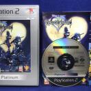 Kingdom Hearts PS2 Platinum COMPLETO PAL