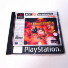 Worms armageddon PS1 PSX PSONE Playstation