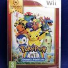 Pokepark Pikachu's Adventure Wii NUEVO