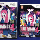Just Dance 4 Wii COMPLETO
