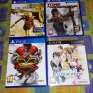Pack cuatro juegos