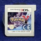 Pokemon Y 3DS solo cartucho PAL