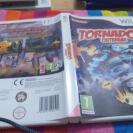 TORNADO OUBREAKA - NINTENDO Wii