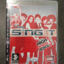 Sing it High School Musical 3 PAL ESP PS3 Nuevo