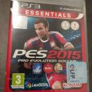 PES 2015 PAL ESP PS3 Nuevo