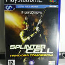 Splinter Cell Pandora Tomorrow (PAL)*