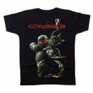 Crysis 3 Camiseta Cover